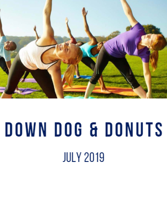 Down Dog & Donuts
